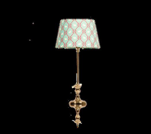 Ihr individuell gestalteter Lampenschirm von Victoria von Zittwitz.