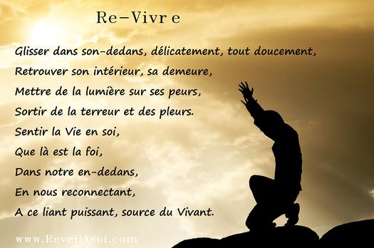Re-Vivre - Pascale Lecoq - www.reveilasoi.com