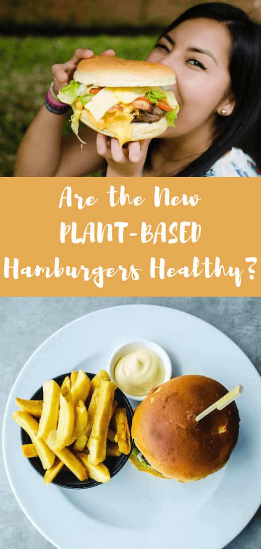 Love plant based recipes? What about plant based burgers? If you're curious about the Beyond Burger and the Impossible Burger? #plantburger #beyondmeat #impossibleburger #veggieburger #plantbased #vegetarian #vegan