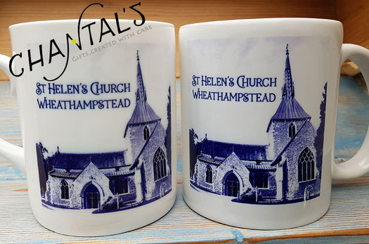 Chantals gifts in wheathampstead, Wheathampstead village, bone chine mugs, created with care in wheathampstead, designs, hertfordshire, wheathampstead,