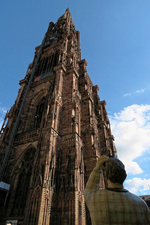 Strassburg - Münster - Nordturm