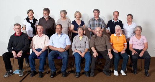 Wir sind die AphaSingers Juni 2011