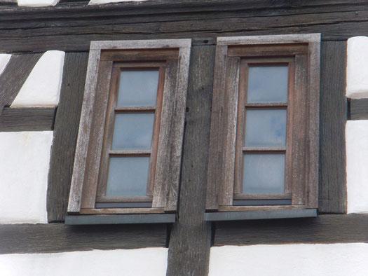 Fenster Nr. 4, das gesucht wird
