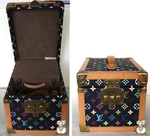 Louis Vuitton vanity Murakami bottle box