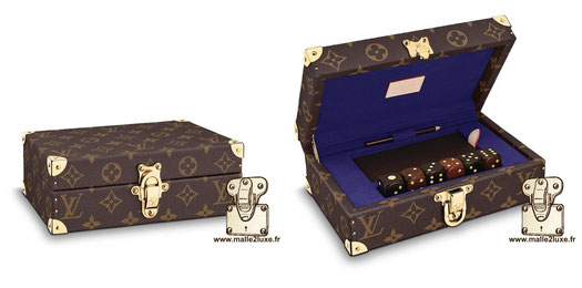 Coffret jeu dés Louis Vuitton Reference : M40291
