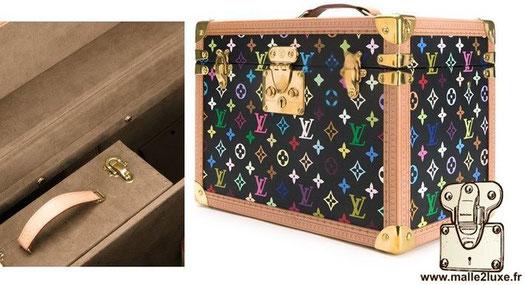 Louis Vuitton vanity Murakami medicine box 2008