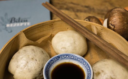 Kochstudio Bilou Baozi Teigtaschen einfach selber machen Streetfood Kochkurs