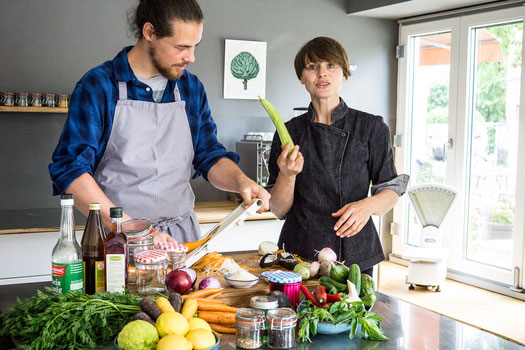 Kochstudio Bilou Lifet Eingelegtes Gemüse