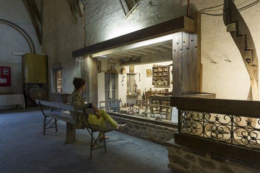 Intérieur Rural, Musée des Métiers