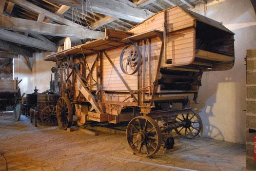Machines, Musée des Métiers