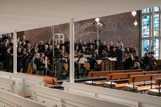 Kantatengottesdienst in der Lukaskirche