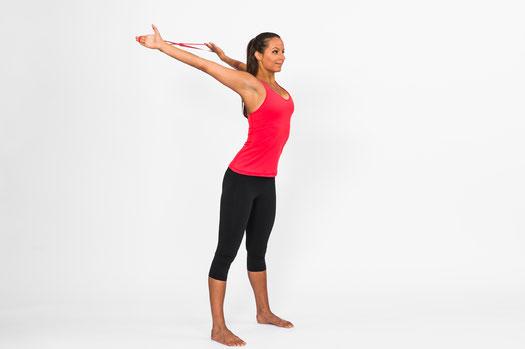 Die wichtigste Übung gegen Schulterbeschwerden