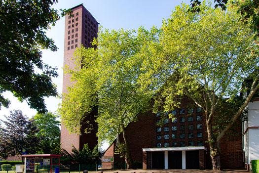St.-Suitbert-Kirche, Duisburg-Wanheim