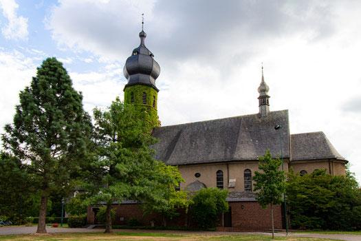 St.-Hubertus-Kirche, Duisburg-Rahm