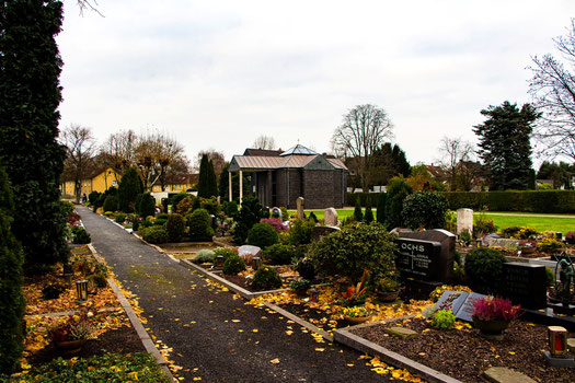 Friedhof Duisburg-Huckingen