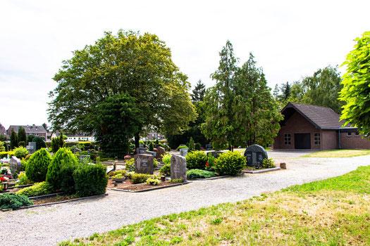 Friedhof Duisburg-Serm