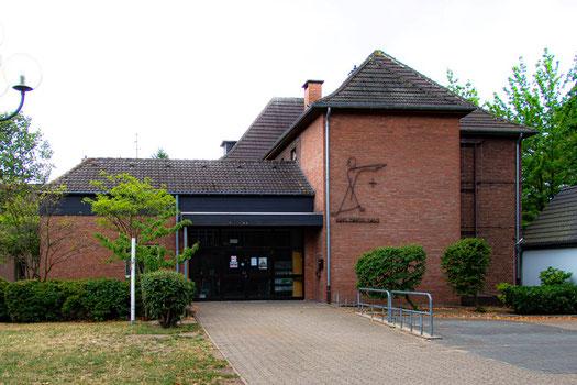 Pfarrzentrum Karl-Martin-Haus, Duisburg-Buchholz