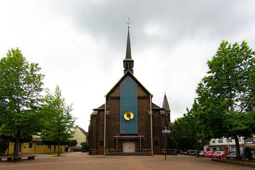 St.-Judas-Thaddäus-Kirche, Duisburg-Buchholz