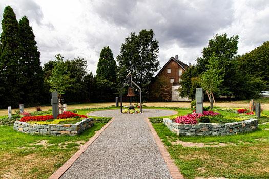 Friedhof Duisburg-Rahm