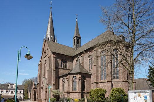 St.-Peter-und-Paul-Kirche, Duisburg-Huckingen