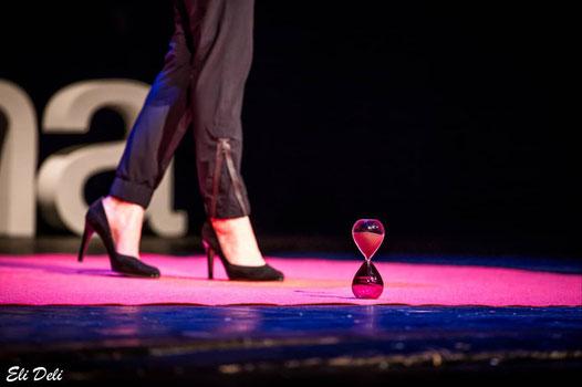 Anna Jelen, Rednerin TEDx Vitosha © Eli Deli