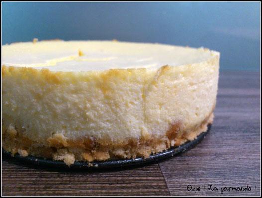 Le cheesecake oups la gourmande oo recettes faciles et illustr es - Cheesecake buffalo grill ...