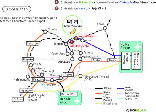 Access Map English