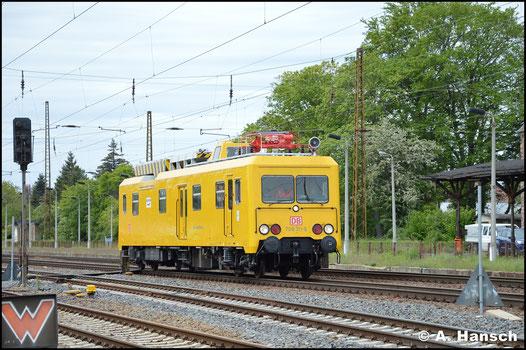 708 311-6 durchfährt am 15. Mai 2019 Leipzig-Wiederitzsch