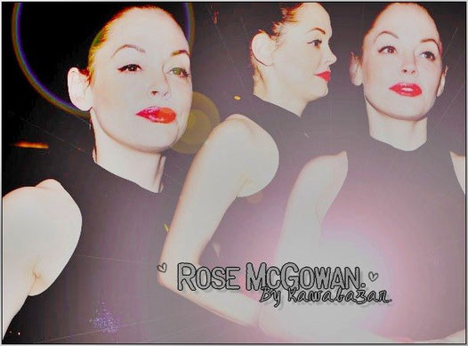 Rose McGowan Fond 3