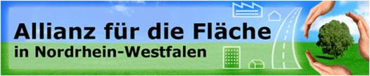 Allianz für die Fläche in NRW