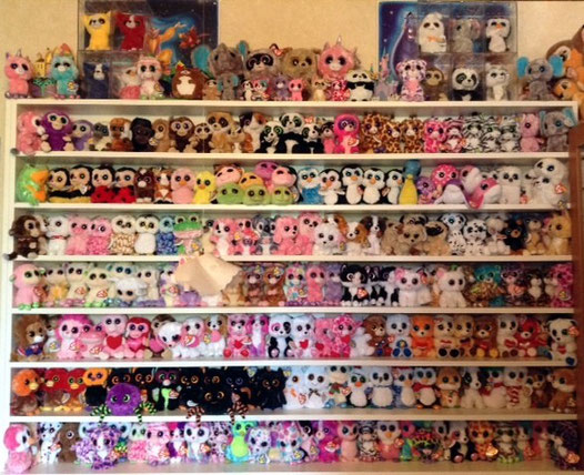 261ec8a483d My Beanie Boo collection (to this day)! - Beanie Boo collection website!