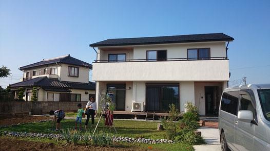 埼玉県さいたま市まるごと自然素材住宅