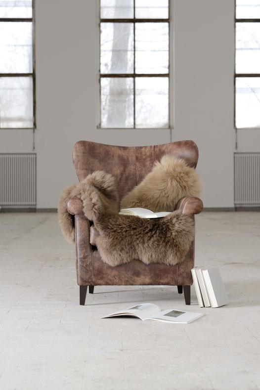 Werbepaula Sessel