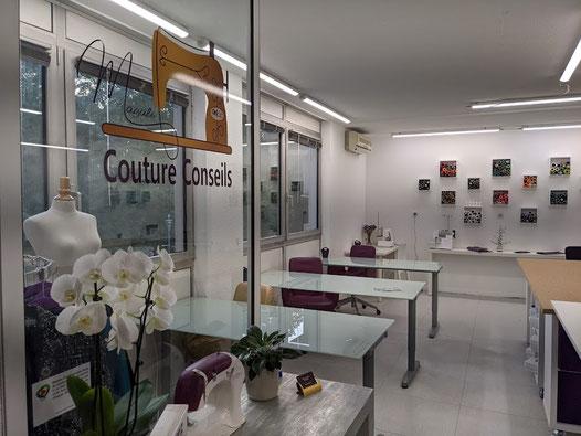 atelier de couture sur la région toulousaine et cours de couture sur toulouse