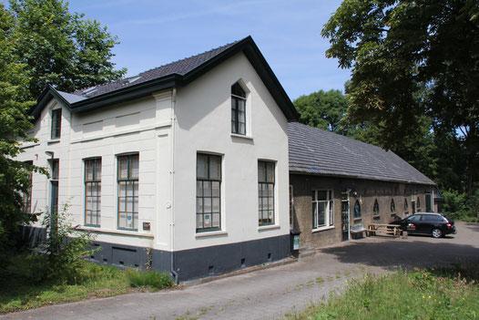 boerderij Rozenburg, Voorweg Zoetermeer, bouwhistorisch onderzoek gemeentelijk monument