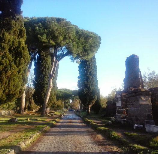 экскурсия в катакомбы Рима