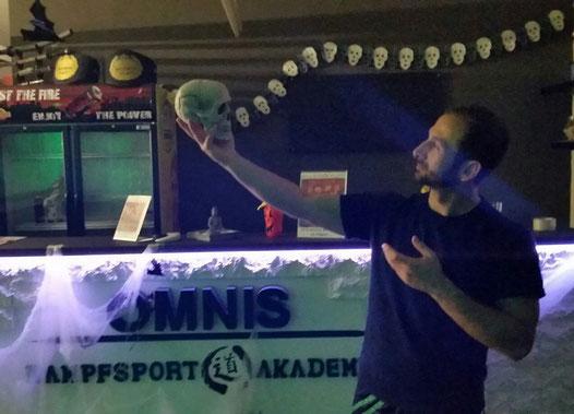 Halloweenparty Kayhan Gülmez