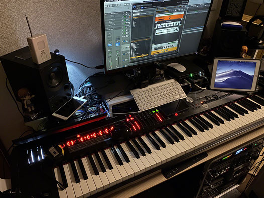 xdcam プロフェッショナルディスク cm音楽 楽曲制作 音楽制作 daw cubase protools avid リモート収録