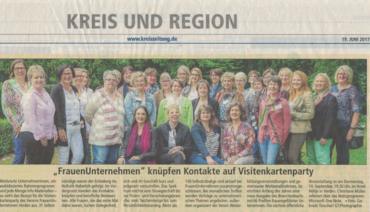 Achimer Kreisblatt vom 19.7.2017