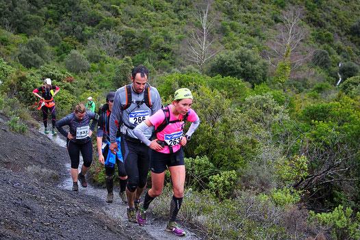 Trail Quillan 11km - Les Roches Noires
