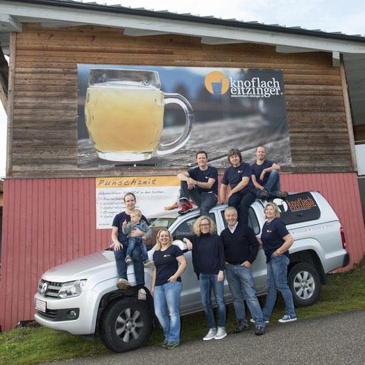 Team Knoflach-Eitzinger