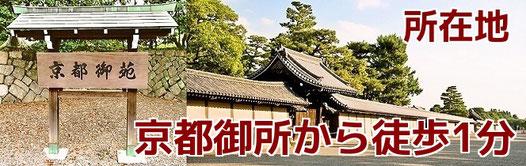 バーチャルオフィス京都の所在地