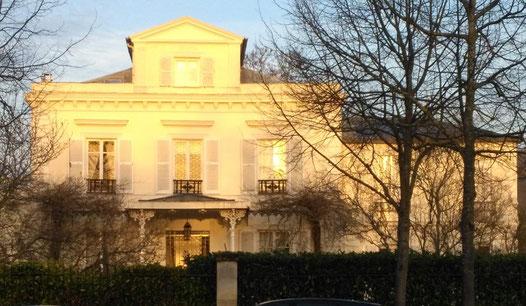 Villa Voltaire - Photo Frédéric Henry