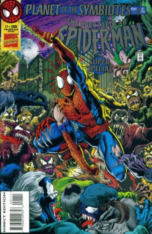 マーベル・コミック スパイダーマンの画像