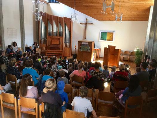 Kasperlitheater Vorführungen in Kirchgemeindesaal