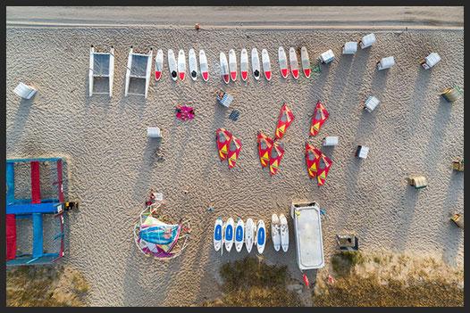 Surf u. SUP-Schule Timmendorfer Strand, Scharbeutz, Haffkrug, Lübecker Bucht, Ostsee