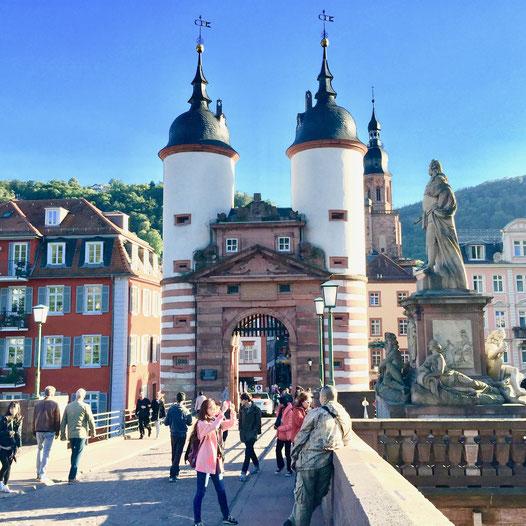 Heidelberg, Neckarbrücke