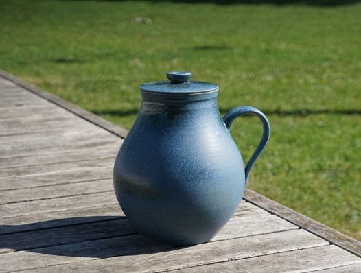 Essigtopf, 2.2 Liter, Steinzeug