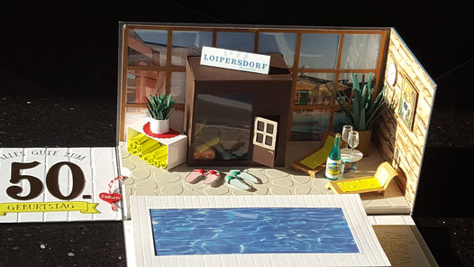#stempelliese.com #Therme #Sauna #Wellnessgutschein #Gutschein #Explosionsbox