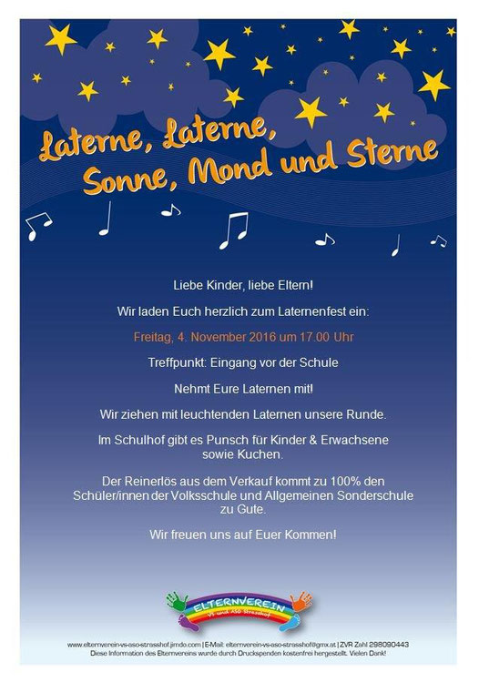 laternenfest elternverein 2016 strasshof
